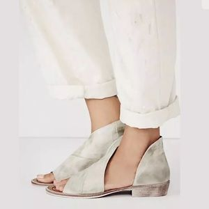 Free People Mont Blanc Dove Gray New size 10